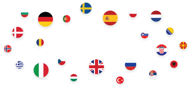 flags & world languages
