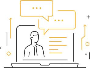 professional virtual communication