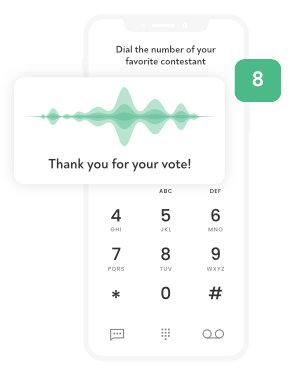 example of premium voice service